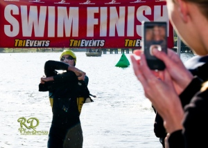 Swim Finish